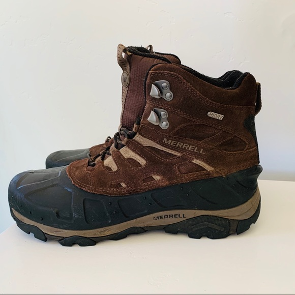 Merrell Shoes | Mens Merrell Select Dry